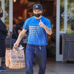 Supermarkt: Brooklyn Beckham beim einkaufen für das nächste Dinner