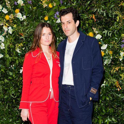 Grace Gummer und Mark Ronson