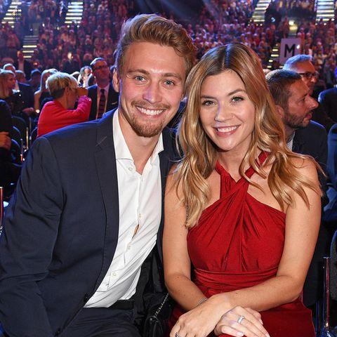 Tim Nicolas und Nadine Klein
