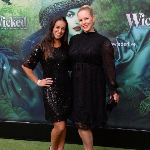 Melissa Ortiz-Gomez und Isabel Edvardsson