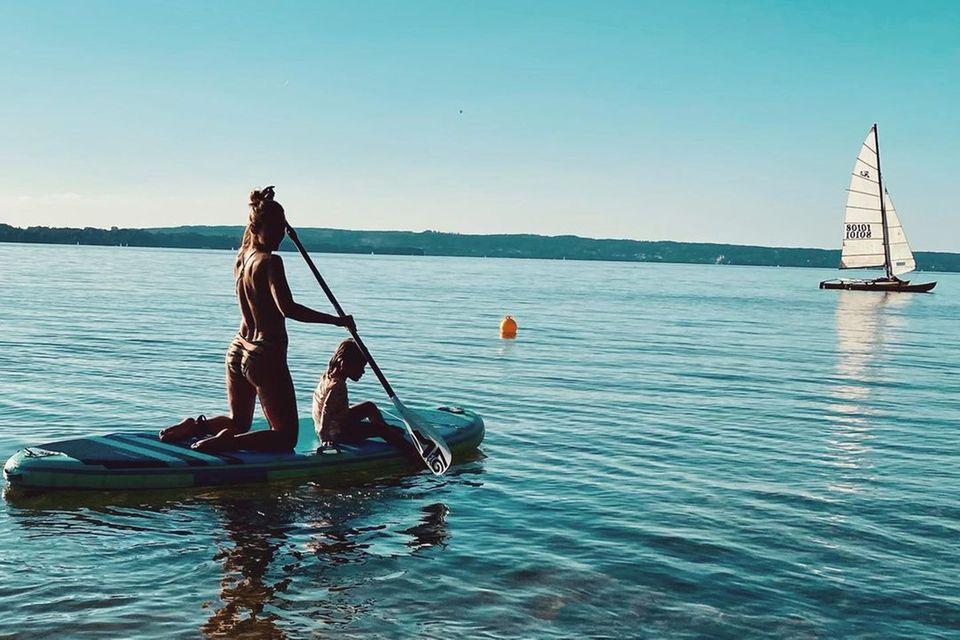 Die Carpendales: Annemarie teilt idyllischen Schnappschuss aus dem Urlaub