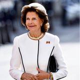 Besuch in Schweden: Königin Silvia freut sich auf den Besuch aus Deutschland