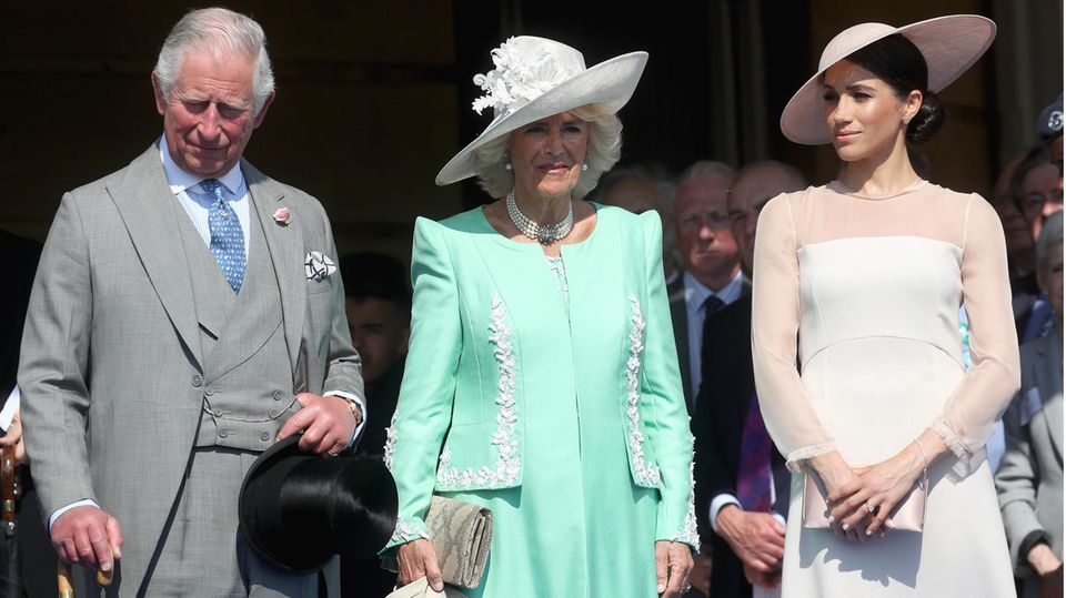Herzogin Meghan: Das stört sie so an Prinz Charles Zukunftsplänen