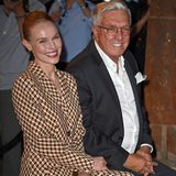 Kate Bosworth bei Marc Cain in der ersten Reihe