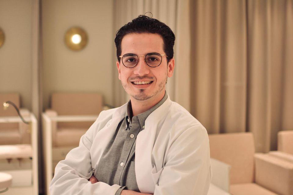 Jorge Castaneda MD, Arzt für Ästhetische Medizin.