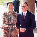 Besuch in Schweden: Kronprinzessin Victoria und Prinz Daniel