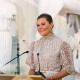 Royaler Terminkalender: Prinzessin Victoria ist Schwedin des Jahres