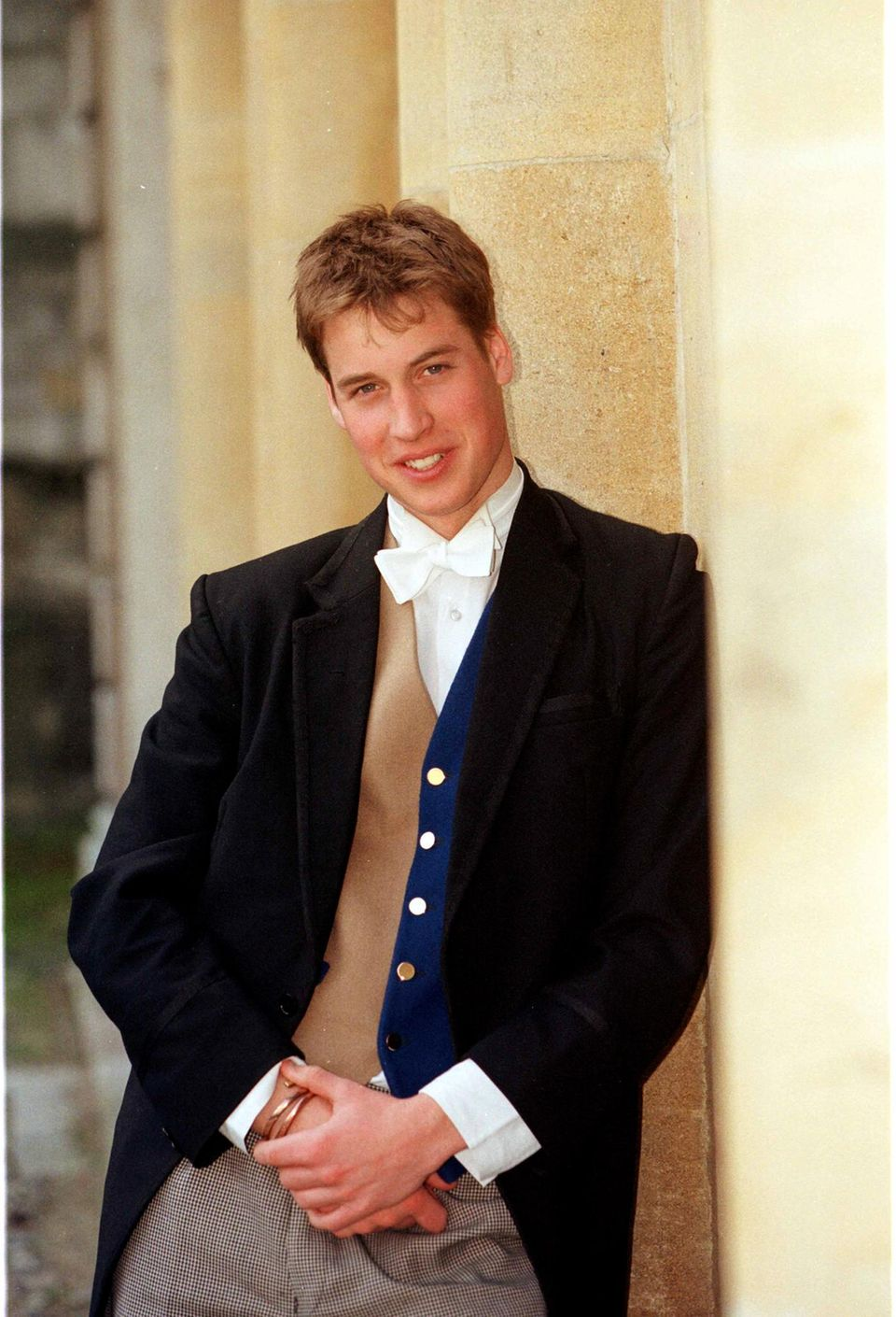 Prinz William besuchte von1995 bis 2000 das elitäre Eton College in der englischen Grafschaft Berkshire.