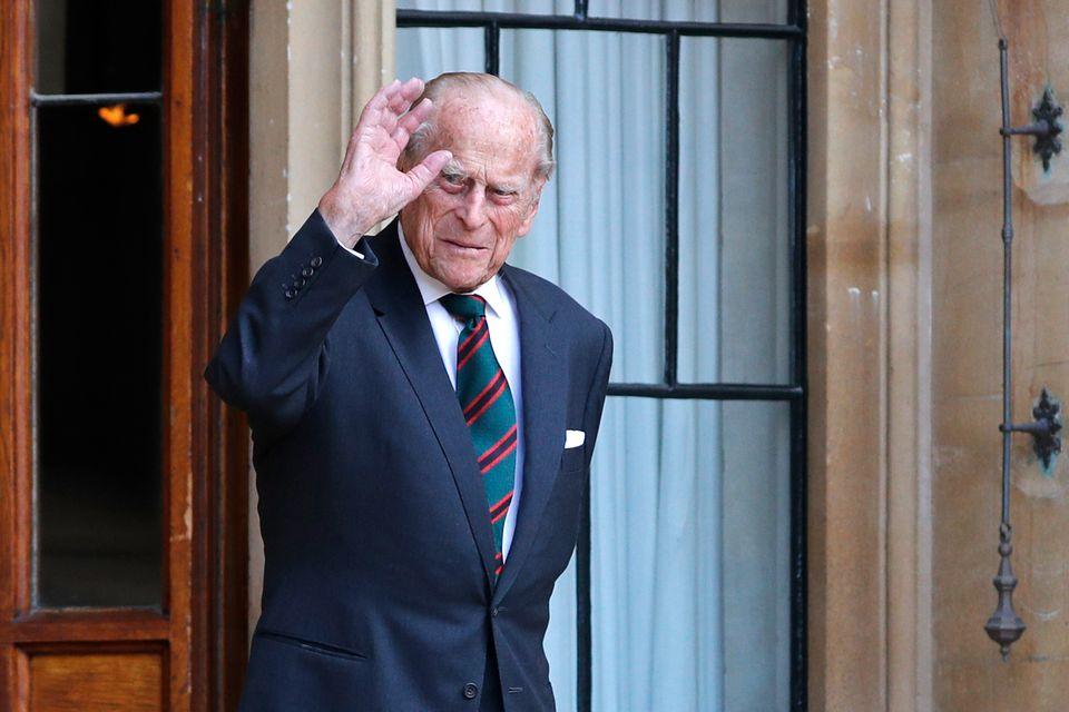 Die Dokumentation über Prinz Philip erscheint am 22. September 2021