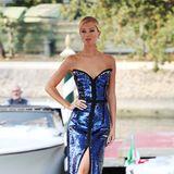 Frida Aasen zeigt sich in Venedig glamourös.