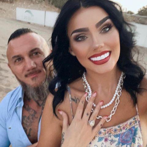 Timur Akbulut und Nathalie Volk