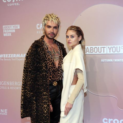 Bill Kaulitz und Leni Klum