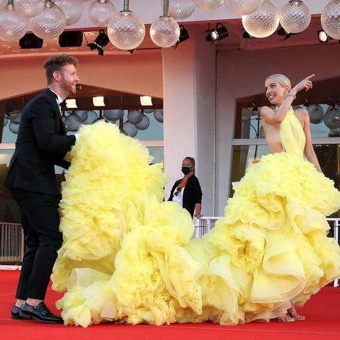 Assistenten der Stars: Leonie Hanne und Alexander Galievsky