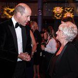 Windsor RTK: Prinz William mit Sandra Georgina West