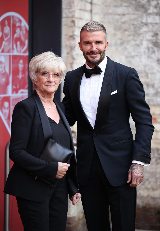 Windsor RTK: David Beckham in London