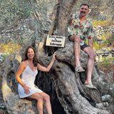 Outdoor: Jochen Schropp und der Olivenbaum