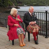 Royals: Herzogin Camilla und Prinz Charles besuchen die schottische Insel Skye