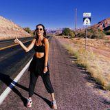 Outdoor: Alessandra Ambrosio macht einen Roadtrip durch die USA