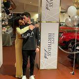 So feiern die Stars ihren Geburtstag: Priyanka Chopra überrascht Nick Jonas zum Geburtstag