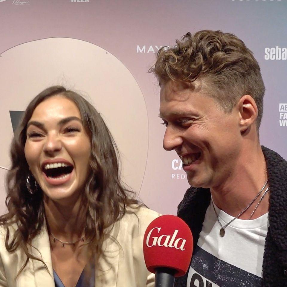 Renate und Valentin Lusin