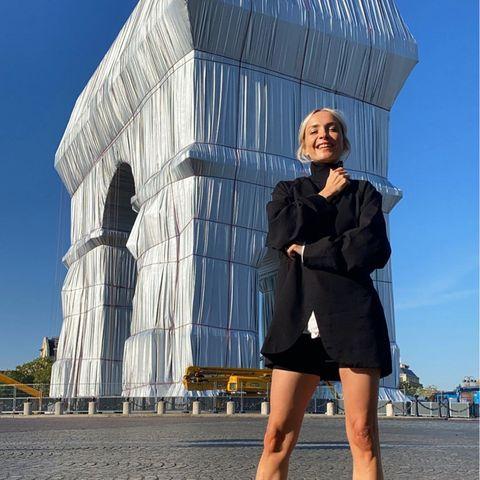 Diese Stars lieben Paris: Janine Ullmann