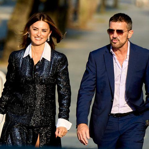 Gesichtet: Penélope Cruz und Antonio Banderas bei den Filmfestspielen