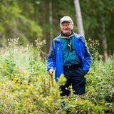 RTK: König Carl Gustaf auf der Insel Lovön