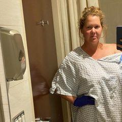 Krankenhaus: Amy Schumer informiert über Endometriose