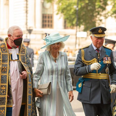 Windsor RTK: Camilla und Charles beim Gottesdienst