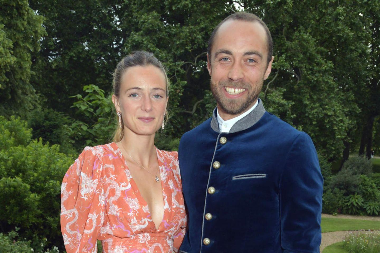 Alizée Thevenet und James Middleton