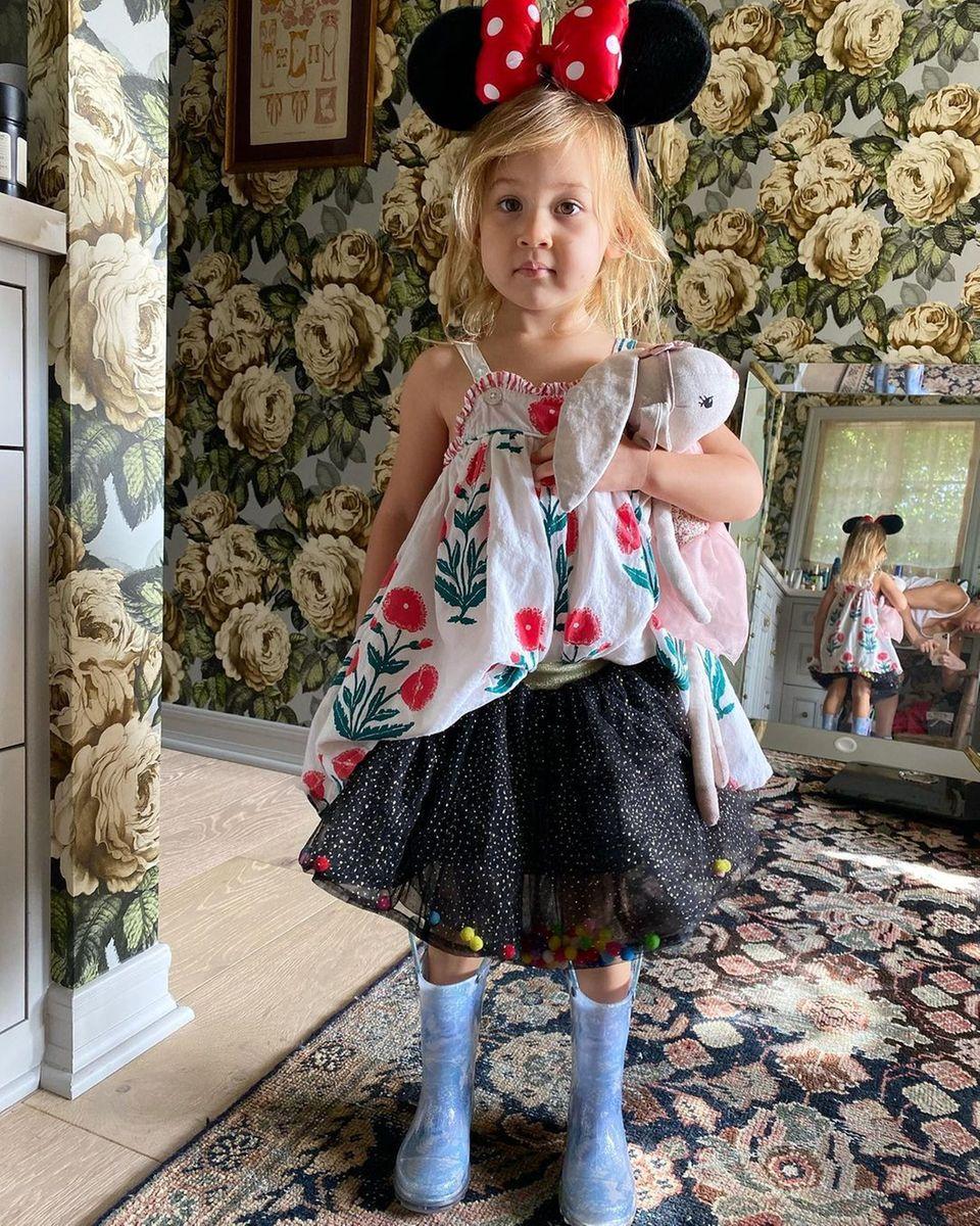 Familie Hudson: Kate liebt Tochter Ranis Style