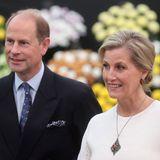 Winsor RTK: Gräfin Sophie von Wessex und Prinz Edward