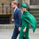 Thronfolger: Prinz Harry und Meghan Markle