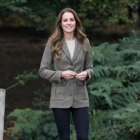 Herzogin Catherine: Sogar beim Klettern sieht sie perfekt aus