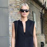 Caro Daur auf der London Fashion Week