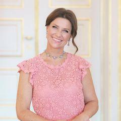 Norwegische Royals: Prinzessin Märtha Louise feiert ihren 50. Geburtstag