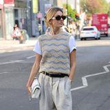 Camille Charriere au der London Fashion Week