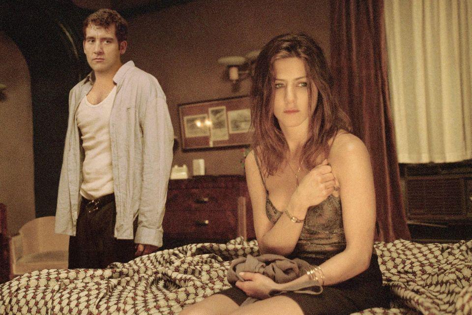 Sie sahen es nicht kommen: Das Leben von Lucinda (Jennifer Aniston) und Charles (Clive Owen) ändert sich für immer, als sie eine Affäre beginnen