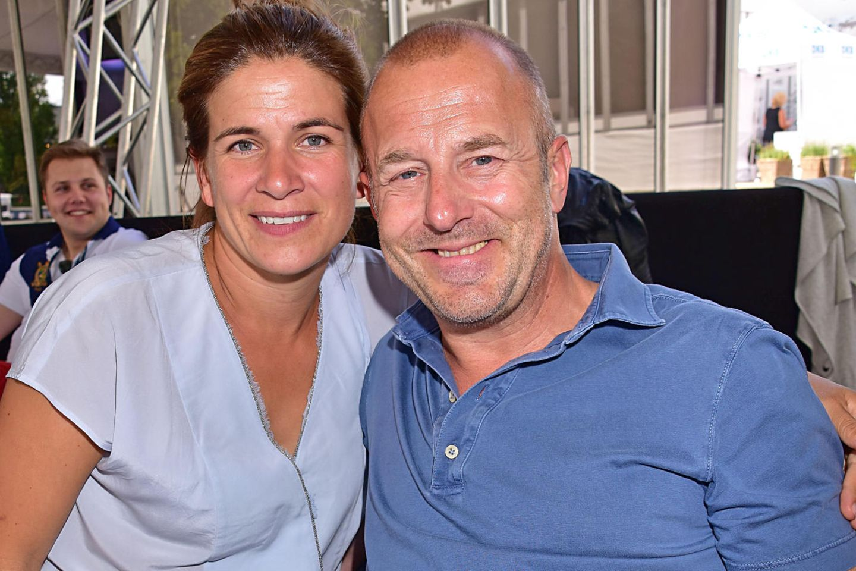 Marie-Jeanette undHeino Ferch sind wieder Eltern geworden.