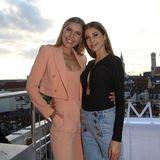 Stars auf Events: Victoria Swarovski und Cathy Hummels feiern in München