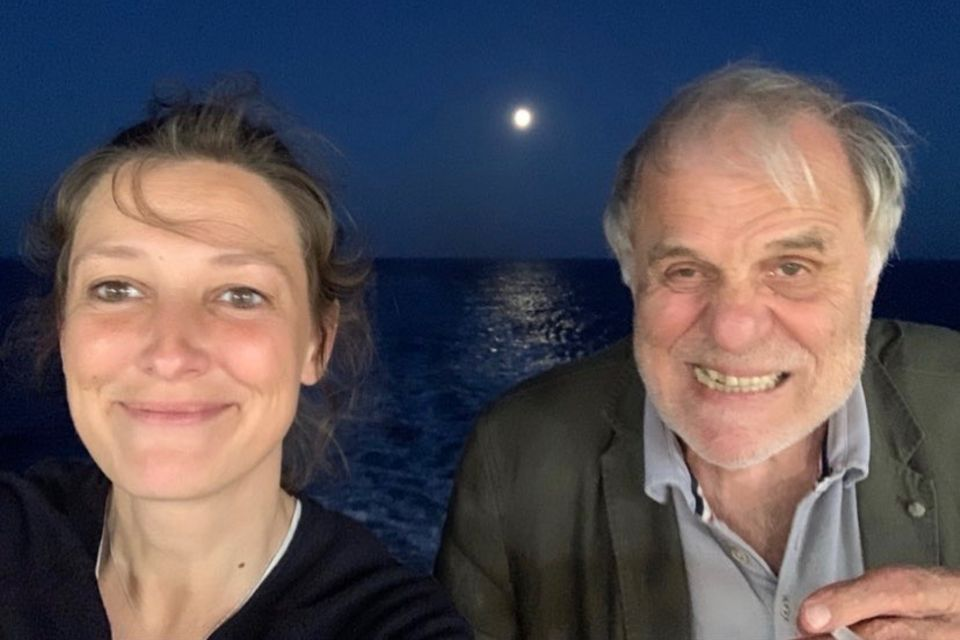Stars am Set: Alexandra Maria Lara + Josef Bierbichler