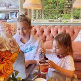 Stars mit Eis: Kate Hudson mit Tochter Rani und Eis