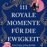 """Buchtipps der Redaktion: Buchcover """"111 royale Momente für die Ewigkeit"""""""