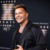 Ricky Martin ist als Performer bei Rihannas Dessous-Show am Start.