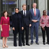 Prinz Harry + Herzogin Meghan in New York City