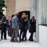 Prinz Harry + Herzogin Meghan in New York