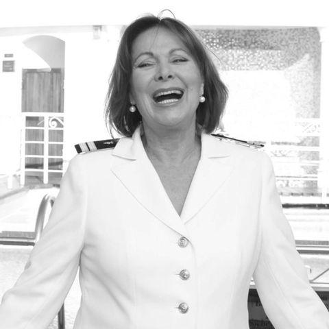 """Heide Keller war 37 Jahre beim """"Traumschiff"""" zu sehen."""