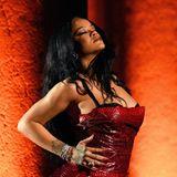 Bei der Show zeigt Rihanna natürlich auch selbst, wie heiß ihre neuen Dessous-Looks sind.