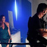 Auch Supermodel Cindy Crawford spielt bei Rihannas Mega-Show eine Rolle vor der Kamera.