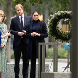 Prinz Harry und Herzogin Meghan besuchen das One World Trade Center und das National September 11 Memorial